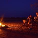 Bushcamp campfire