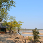 Barefoot-tented camp