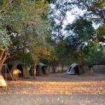 Bushcamp tents