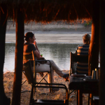 Family time at the bushcamp